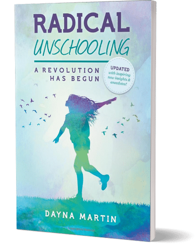 Radical Unschooling Book 3D