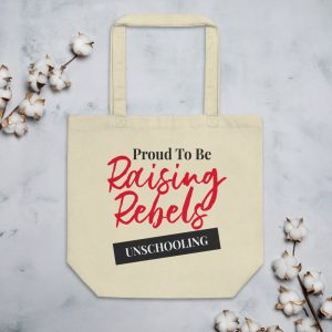 Oyster Eco Tote Bag – Raising Rebels