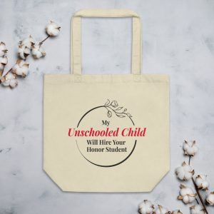 Oyster Eco Tote Bag – My Unschooled Child